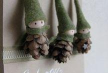 Christmas Decs / Beautiful decoration ideas for the Christmas season