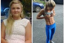 BODY TRANSFORMATION / Just..HATS OFF to all of you! Don't give up, you are closer than you think :)