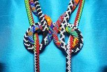 бисероплетение: ожерелья, бусики, браслетики, серьги