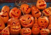 PUMPKIN /// DÝŇOVÁNÍ / Halloween, Pumpkin Carving Ideas, Jack O'Lanterns, Inspiration, Ideas....
