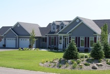 Homes built by Northwood! / These are just a few of the homes that we have built.  Almost all of the homes we build deviate from the original plan.  At Northwood Modular Homes you can design your home.