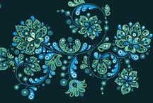 Patterns & designs etc