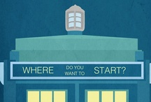 Get your Geek on.... / Dr Who....Sherlock & occasionally other geeky stuff!!   / by leli's curiosities
