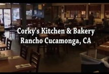 Rancho Cucamonga / Corky's Homestyle Kitchen and Bakery loves serving the hungry residents of Rancho Cucamonga. Serving up Homestyle Meals 24 hours a day. Recipes For Life. #Corkys #California #Southern_California #homestyle_cooking #homestyle_baking #homestyle #Rancho_Cucamonga #Inland_Empire #San_Bernardino corkyskitchenandbakery.com