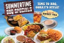Corky's Specials / Corky's Homestyle Kitchen and Bakery | Recipes for Life™ | http://www.corkyskitchenandbakery.com