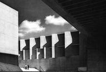 Brutalism / Brutalism... Brutalist Architecture...