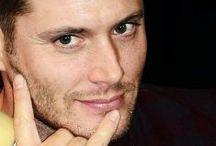 Jensen Ross Ackles / My favorite actor. He is the best,I like him so much! Well-known as Dean in Supernatural