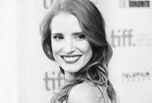 Jessica Chastain / One of the most beautiful, classy, and extraordinarily-talented actresses in Hollywood: Jessica Chastain!! / by Jie Jie Lyte