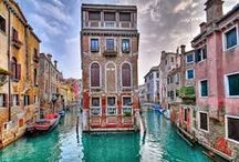 Like Venice / The place I live in