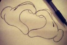 ♡ Ɗяαwings ♡ / by ℜebeccα Mαяy ℬennett