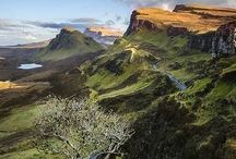 exploring the SCOTTISH HIGHLANDS / Scotland