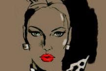 Illuminating Fashion Illustrations / An undervalued Art