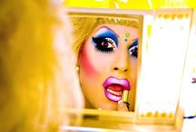 Devastating Drag Queens / Outrageous Images to die for. Lipstick & Lashes
