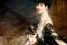 Bold & beautiful Giovanni Boldini / The Master of swish. The most elegant portraits ever painted of the most glamourous subjects of the Belle Époque