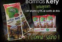 COME sano con Dulces Kety / Barritas integrales es una excelente opción para los consumidores conscientes de la salud: sano, con aceite de oliva (15 %), es completa de nutrientes y sin grasa innecesaria.