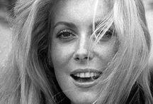 Delicious Catherine Deneuve / Fabulous French Film star, style Icon, drop dead gorgeous & Glamourous