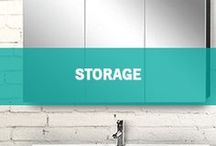 Bathroom Storage   Plumb'In / Need a little more storage space in the bathroom, we have the answer