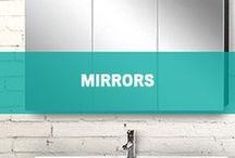 Bathroom Mirrors   Plumb'In / Bathroom Mirrors, including LED wall mounted Bathroom Mirrors