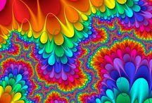 Fantastamagorical Fractals & Fibobanacci / Nature at its most mathmatical