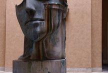 Magnificent  Igor Mitaraj / Supreme realist sculptor