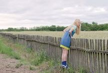 s p r i n g / s u m m e r 2 0 1 4 / Photography: Anna Magerusz    Models: Nora Sarman, Makumi Kamau  