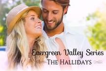 Welcome to Evergreen Valley / Escape to the quaint town of Evergreen Valley tucked away from the bustling energy of Vancouver and fall in love with the Hallidays! Follow the eight siblings as they find their happily-ever-afters wherever—and however—fate brings it to them. They're strong, funny, and flawed yet care deeply for their family and the ones they're lucky enough to call friends. Readers who enjoy finding new forever friends will relate to the Hallidays and fall in love with their stories one page at a time.