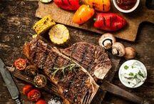 Churrasco-Carne e cortes