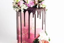 Ideas for cake and cupcakes design