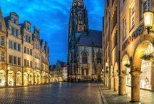 Travel: Münster, NRW / Bilder von und Infos über Münster Pictures of and infos about Munster, Germany