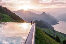 WELLNESS in den Alpen / die schönsten Hotels in den Alpen (Tirol, Südtirol, Bayern ...) alpine Spa Hotel