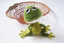 AB - Frösche / rane/ frogs / croc / by Rita Runggaldier