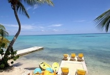 Villa Boubou 4 chambres, 4 salles de bains / Location villa de prestige et luxe devant le lagon de Saint François en Guadeloupe