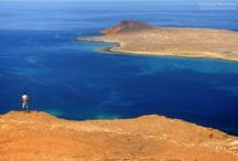 Lanzarote, Canary Islands / The volcanic landscapes of Lanzarote are a unique experience. Go for a walk between the volcanoes and relax at the beautiful beaches of the island!