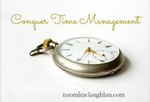 Organise your home / Great Housekeeping & Time Management Ideas
