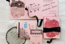 Wedding Invitation Ideas / Various Wedding Invitations