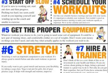 Men's Exercise / Exercise and workouts for men