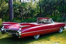 American Graffiti / Cars I Love. 50s & 60s Memories