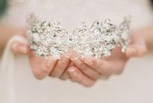 Wedding - head pieces