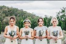 Wedding - bride maids