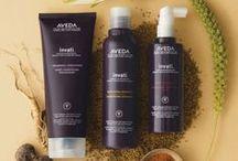 Aveda Products / De producten van Aveda zijn bij ons te verkrijgen. www.spiegelmspiegel.nl Spiegel M Spiegel Velp,.