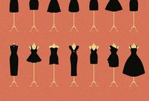 Black Dress / Ideal black dress for various different occasions