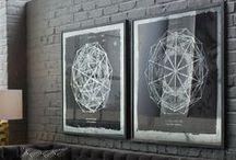 RAD // Mirrors, Wall Décor & Art