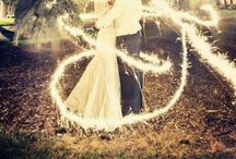 Dream wedding ideas / Cute and clever wedding ideas to keep in mind for when that time comes in 50 years (;