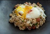 Cooking recipes: Rices