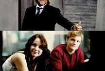 Hunger Games ➳ / Team Katniss ❤️ / by ☠☣G͓a͓b͓b͓y͓☠☣