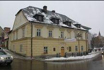 Architektura / Stavby a design