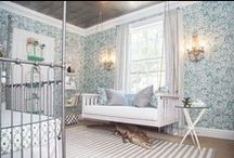 Eclectic Nurseries / These babies are styling. / by STANTON Carpet