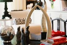 At Home with the Animal Kingdom / Go wild with your decor.