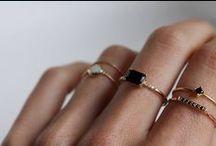 Adorn: Jewels & Gems / Jewelry bits & bobs.