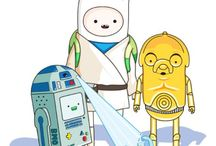 Adventure Time / This board collects various art of adventure time